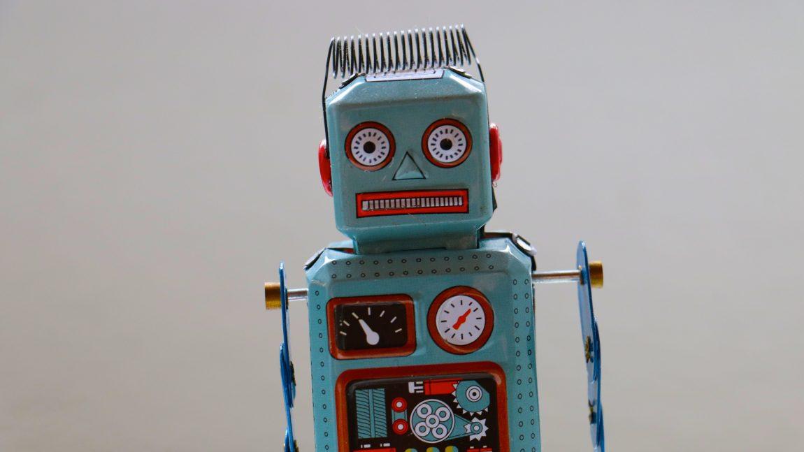 Quando a consegnare la spesa è un robot